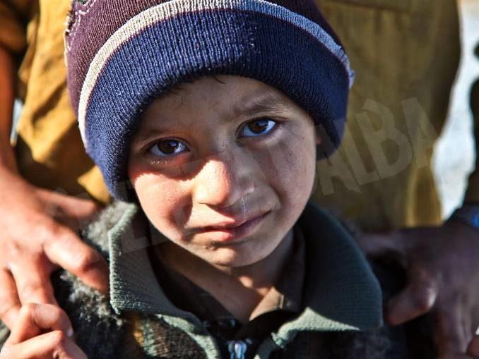 Il dramma disumano dei bambini sulle rotte dei profughi