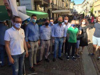 La Lega raccoglie firme, adesioni e chiede una commissione d'inchiesta sul caso 'ndrangheta