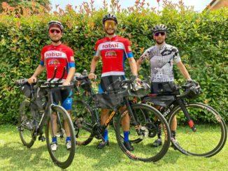 In bicicletta da Monticello a Capo Nord