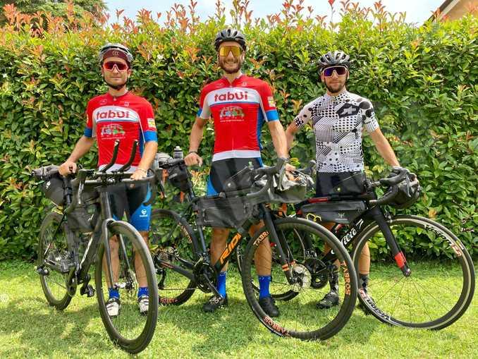 capo nord bicicletta