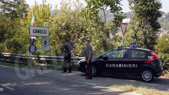 Carabinieri di Canelli. Foto d'archivio