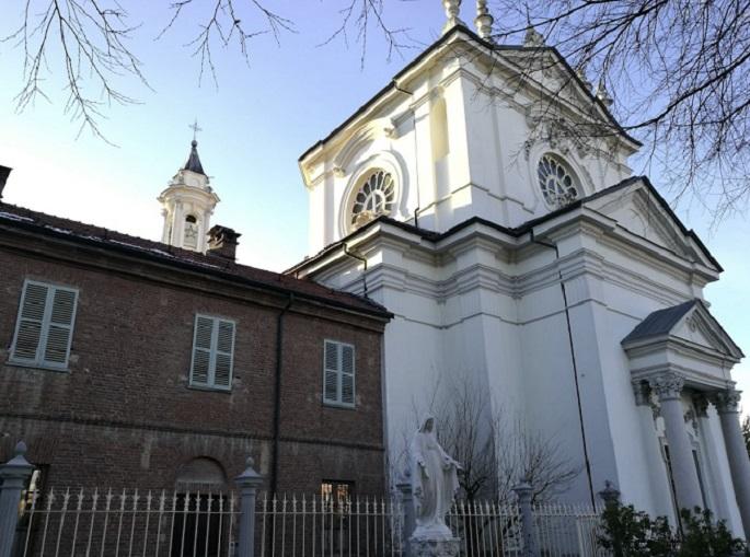 chiesa delle sorelle clarisse Bra