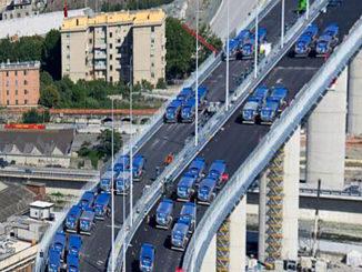 Genova, il nuovo ponte sarà inaugurato fra l'1 e il 5 agosto