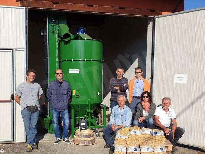 consorzio patate valle belbo