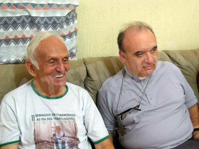 Il ricordo di tre anniversari dei nostri sacerdoti in Brasile