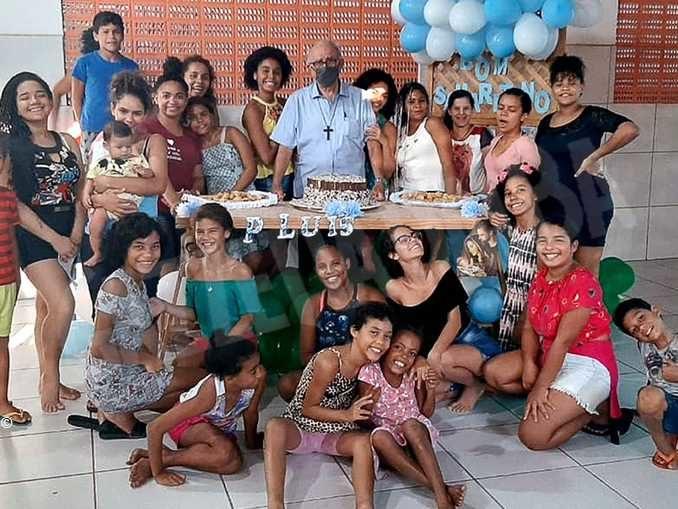 Il ricordo di tre anniversari dei nostri sacerdoti in Brasile 1
