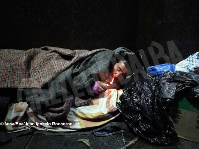 editoriale_senzatetto_ansa_epa