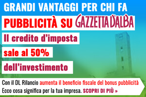 Il reddito d'imposta sale al 50%