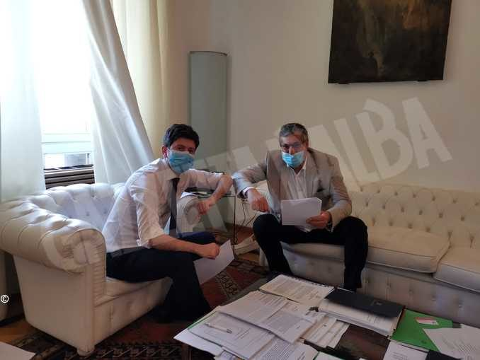 Incontro Icardi-Speranza per sbloccare i bonus aggiuntivi alle professioni sanitarie