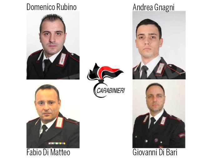 marescialli carabinieri asti