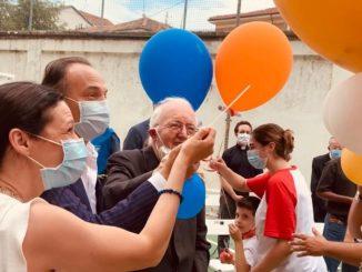 Inaugurazione simbolica delle attività estive degli oratori piemontesi