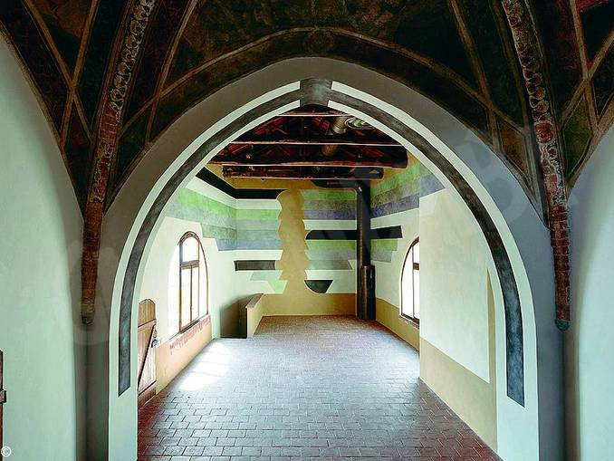 oratorio san michele serravalle langhe