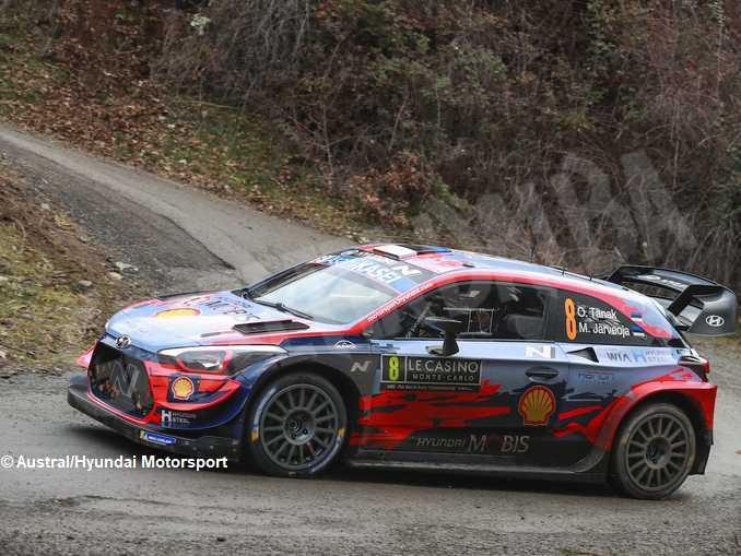 ott tanak hyundai campione mondo rally