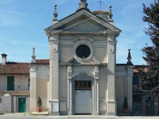 Bra: proseguono i lavori di ristrutturazione della chiesa di frazione Boschetto