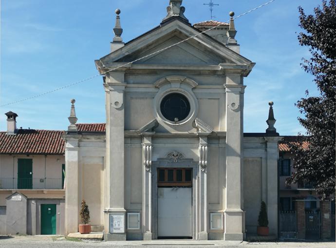 parrocchia frazione Boschetto di Bra
