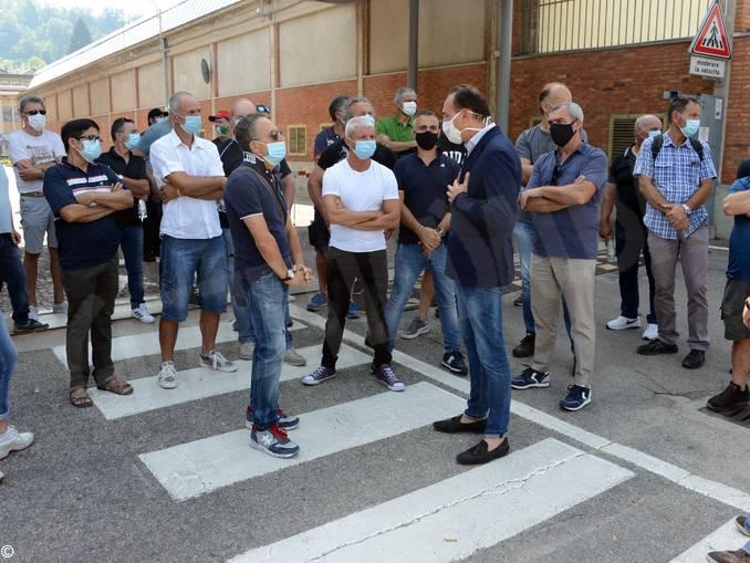 protesta Miroglio Cirio