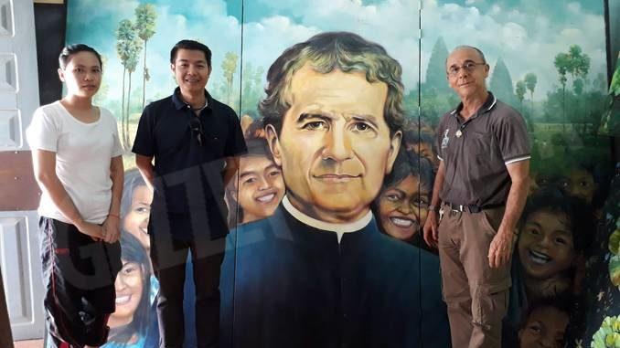 Il salesiano ceresolese Roberto Panetto, una vita dedicata a chi soffre