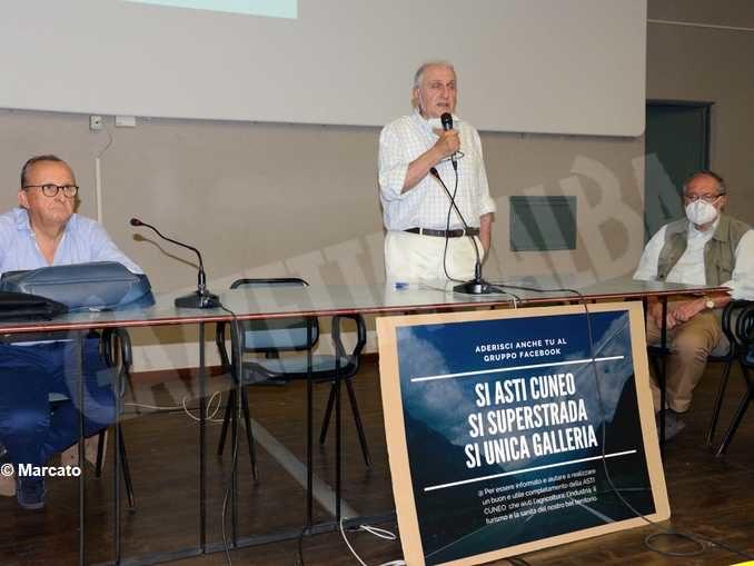 Da Osservatorio e Italia nostra tre sì per l'Asti-Cuneo: superstrada, tunnel e opere complementari