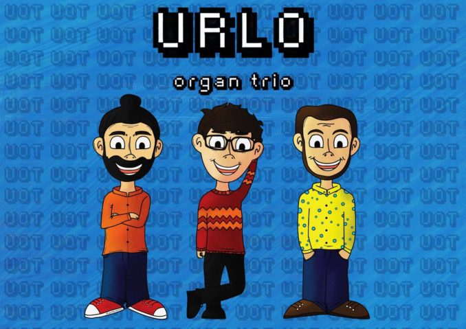 Serata Jazz con l'Urlo organ trio a Sommariva Perno