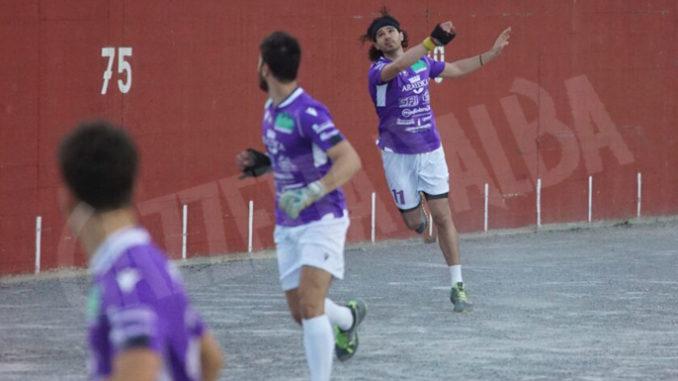 Pallapugno: Castagnole Lanze e Cuneo in testa alla Superlega Fipap