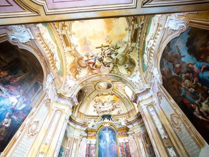 Nel week-end visite agli affreschi di Magliano Alfieri e Santa Vittoria 1