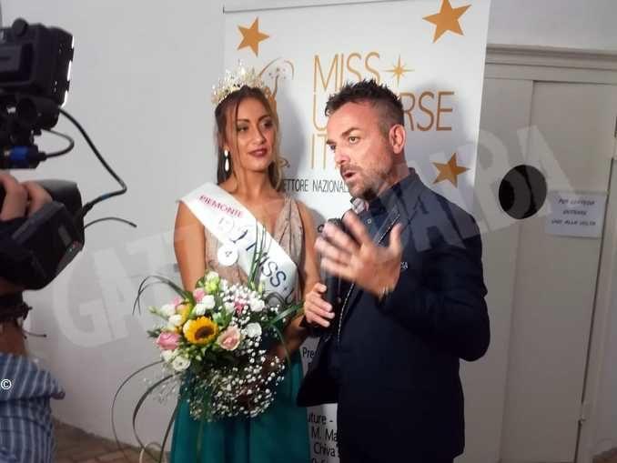 La braidese Desiree D'Ali è la nuova Miss Piemonte