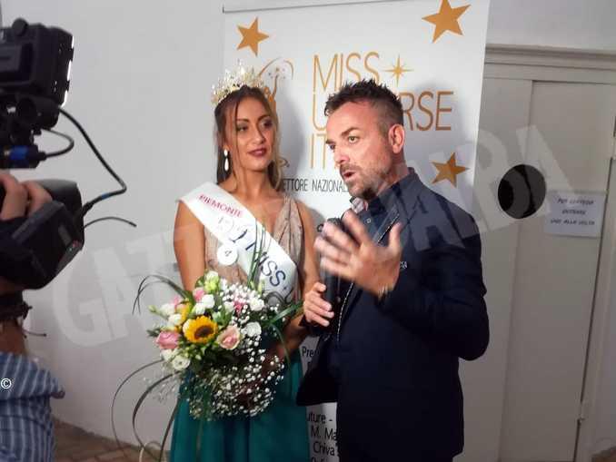 Desiree D Ali Miss Piemonte