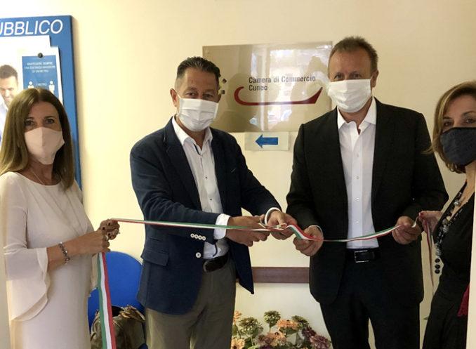 Mondovì: operativo da oggi il nuovo sportello della Camera di commercio 2