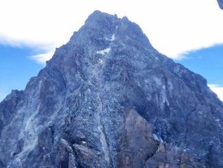 Recuperati due alpinisti grazie al Soccorso Alpino e Speleologico Piemontese sul Monviso