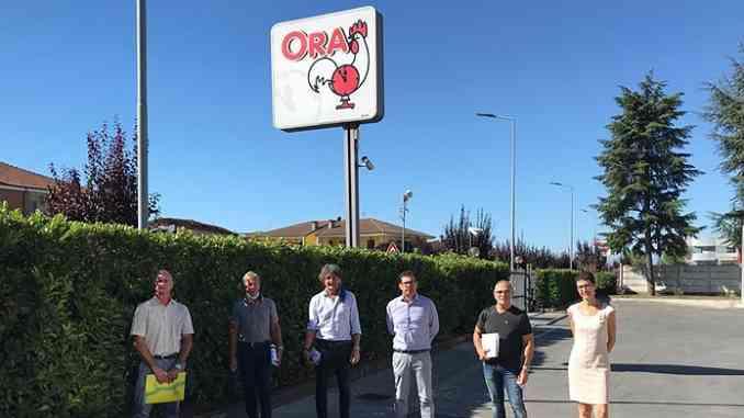 Ora Agricola: siglato con i sindacati il contratto aziendale che riguarda oltre 400 dipendenti