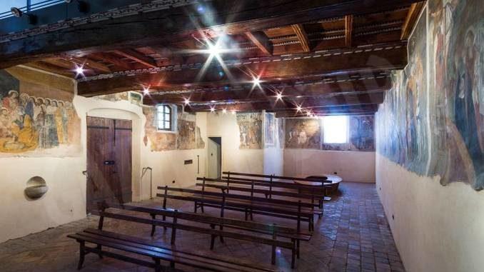Nel week-end visite agli affreschi di Magliano Alfieri e Santa Vittoria