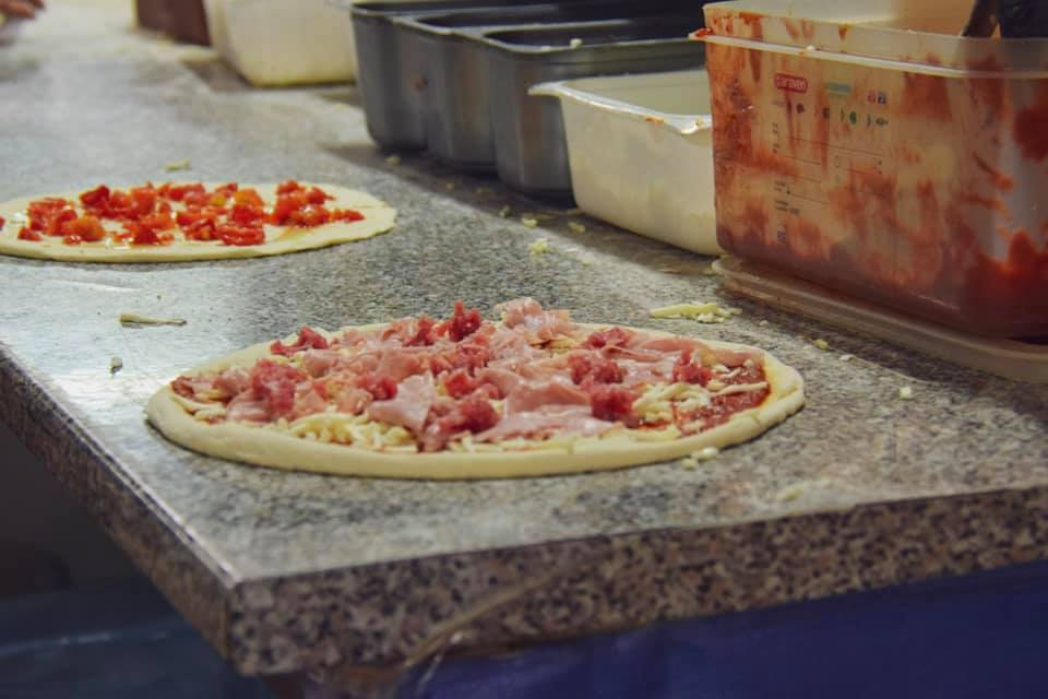 Pizza Vascagliana
