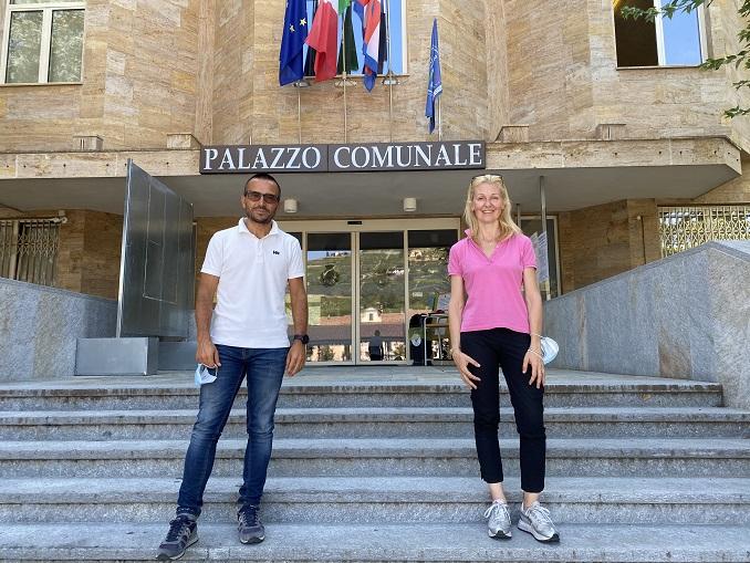 SSB Laura Capra e Paolo Lorenzoni