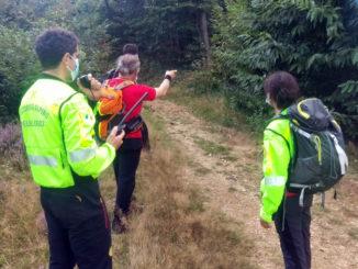 Si intensificano le ricerche della donna scomparsa a San Giacomo di Roburent, ma ancora nessun risultato