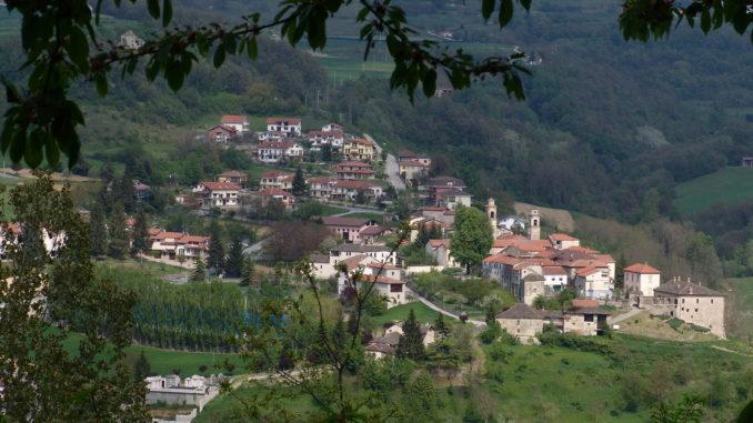 Trekking nella valle di San Benedetto Belbo