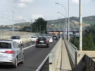 Da lunedì 31 agosto chiusura notturna per il ponte sul Tanaro di corso Torino