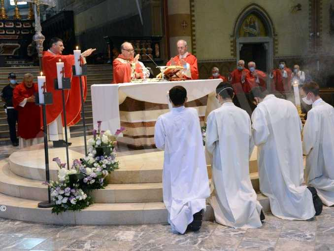 alba messa san Lorenzo 4