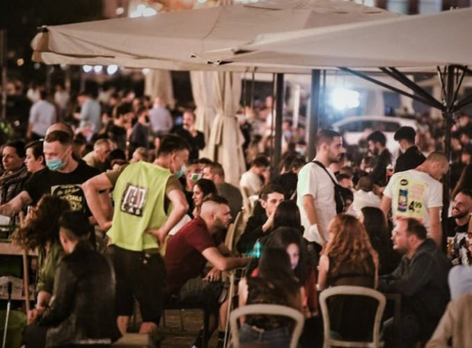 Piemonte a livelli giugno, 38 nuovi positivi