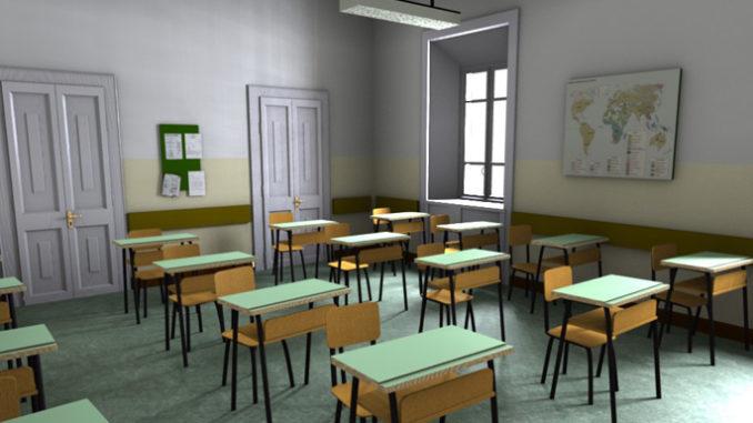 Presidi, servono 20mila aule in spazi alternativi alle scuole