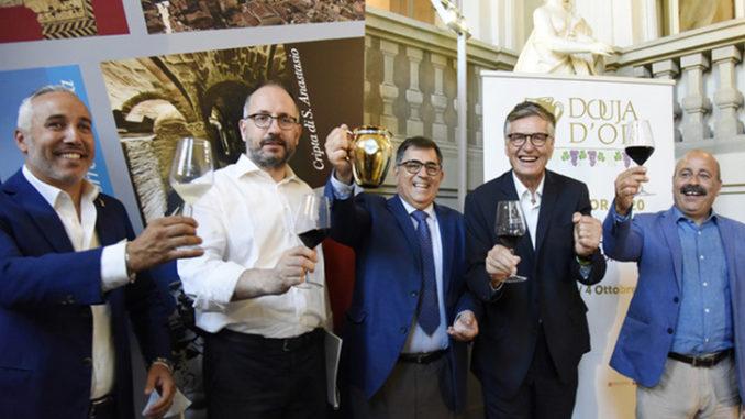 Piemonte riparte dal vino, torna la Douja d'Or