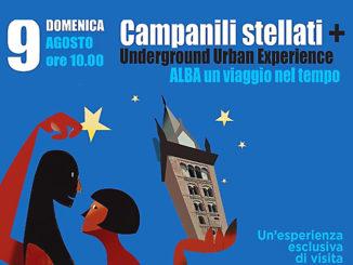 Campanili stellati e Underground urban experience: un viaggio nel tempo alla scoperta di Alba