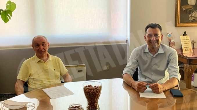 Cortemilia: Roberto Bodrito e Fiorenzo Crema candidati a sindaco