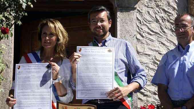 Niente festa a Saint-Pons ma a settembre i consiglieri francesi saranno a Bra