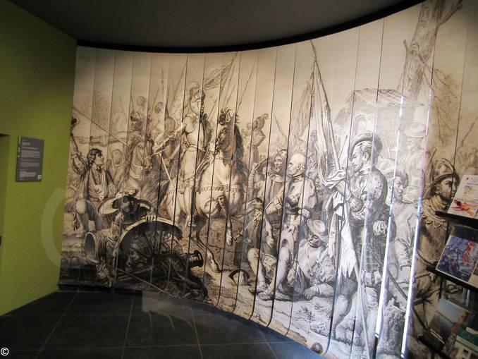 entrata museo ceresole