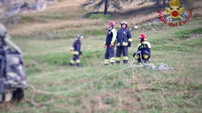 Castelmagno: tra le cinque vittime anche due fratelli di 17 e 11 anni