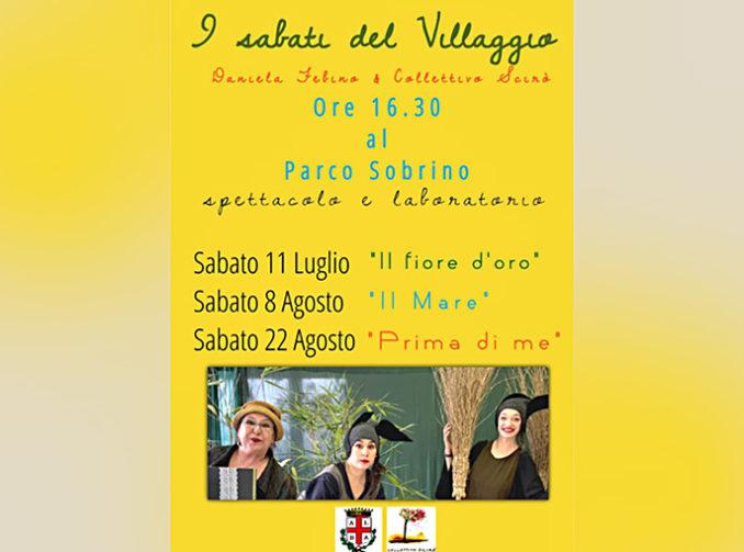 """Ad Alba proseguono """"I sabati del villaggio"""", con attività di teatro, danza, laboratori e spettacoli,  dedicati ai bimbi e le loro famiglie 3"""