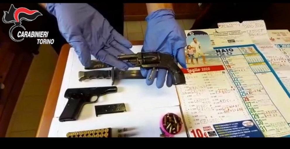 pistole Torino