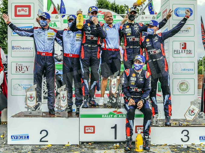 rally alba 20 podio ciwrc