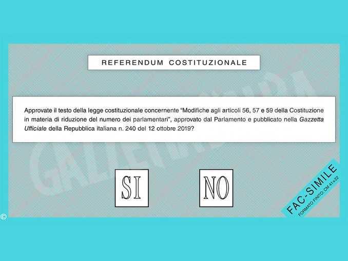 referendum 2020 scheda
