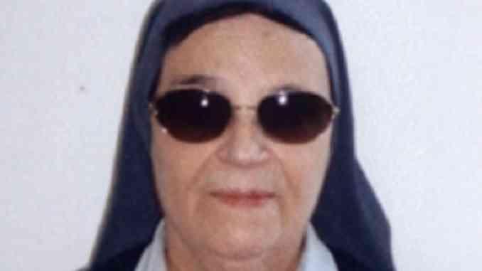 Le Figlie di San Paolo comunicano che si è spenta suor Maria Leontina Serusi